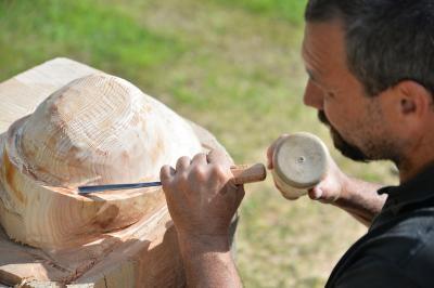 WOOD CARVING SYMPOSIUM