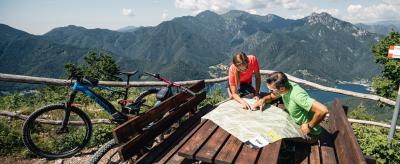 Mappa mtb & escursioni