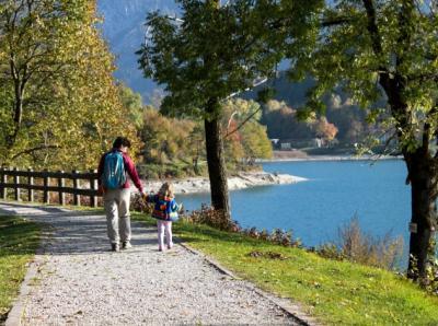 Passeggiate con i bambini