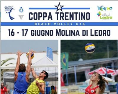 BEACH VOLLEY U16 TRENTINO CUP