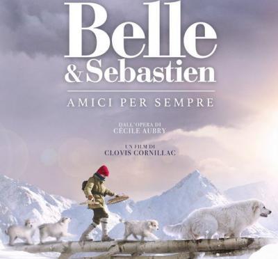 CINEMA: BELLE & SEBASTIEN AMICI PER SEMPRE