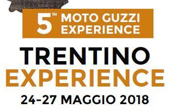 5th MOTO GUZZI EXPERIENCE - TRENTINO EXPERIENCE