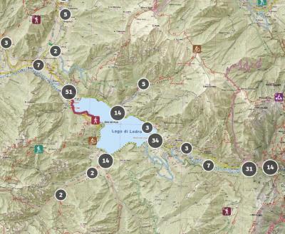 Map mtb & trek