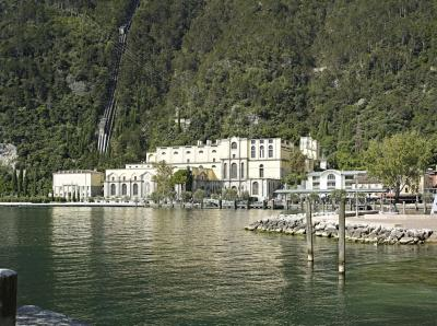 GUIDED VISIT OF THE POWER PLANT IN RIVA DEL GARDA