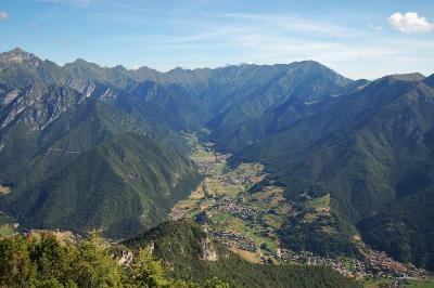SAT LEDRENSE - ALPI DI LEDRO - TREMALZO COPIA