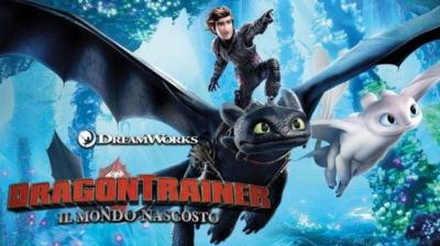 CINEMA: HOW TO TRAIN YOUR DRAGON - THE HIDDEN WORLD