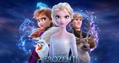 CINEMA - FROZEN 2