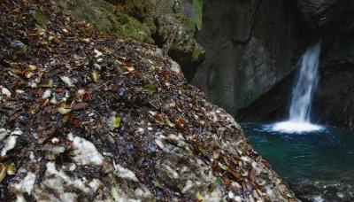 Cascata Gorg d'Abiss