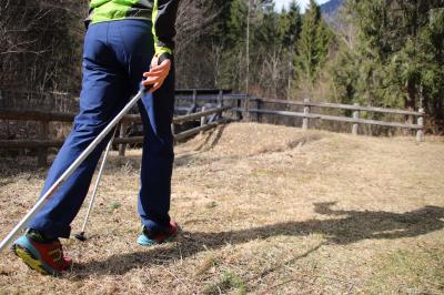 NORDIC WALKING THROUGH VAL CONCEI