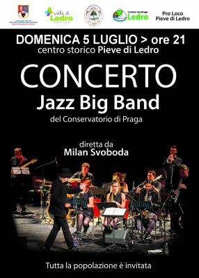 JAZZ CONCERT by BIG BAND