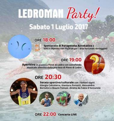 LEDROMAN PARTY