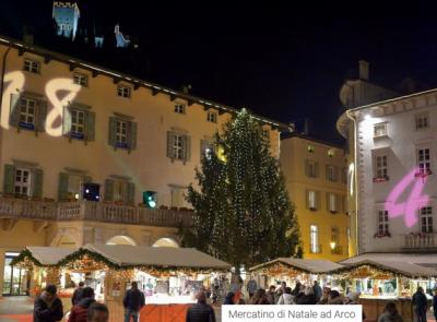 CHRISTMAS MARKET IN ARCO