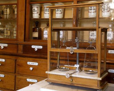 GUIDED VISIT OF THE MUSEUM OF THE PHARMACY FOLETTO