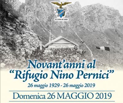 NOVANT'ANNI AL RIFUGIO PERNICI