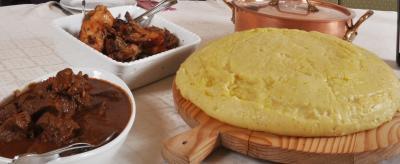 Potatoes Polenta
