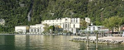 Hydroelectric Power Plant Riva del Garda