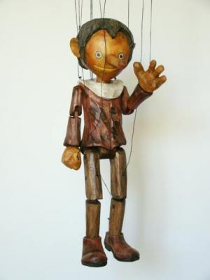 PREHISTORY ARTISTS: PUPPETS
