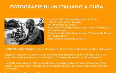 FOTOGRAFIE DI UN ITALIANO A CUBA