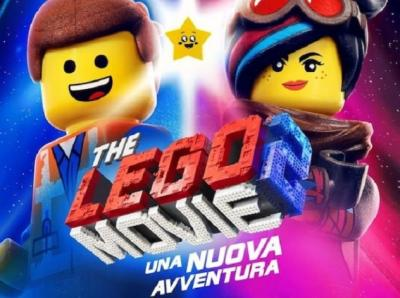 CINEMA: THE LEGO MOVIE 2 - UNA NUOVA AVVENTURA