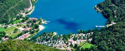 Vela sul Lago di Ledro