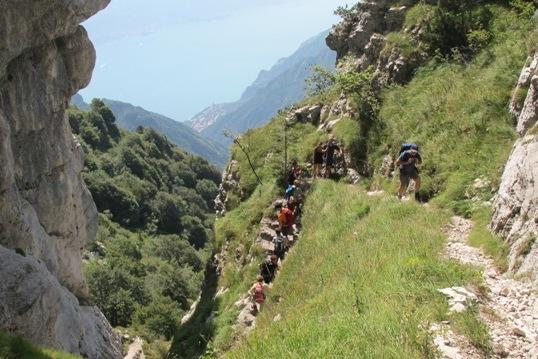 HIKING PROGRAM - To the top of Monte Carone