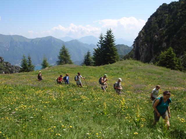 escursioni valle di ledro
